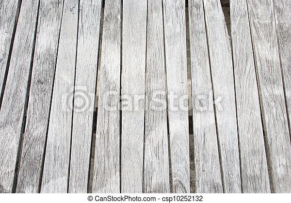 wood floor - csp10252132