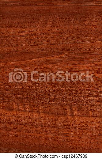 Wood grain wallpaper background - csp12467909