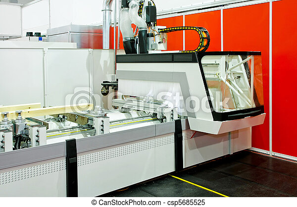 Wood machinery - csp5685525