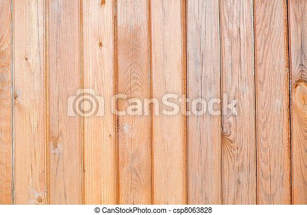 Wood panel background - csp8063828
