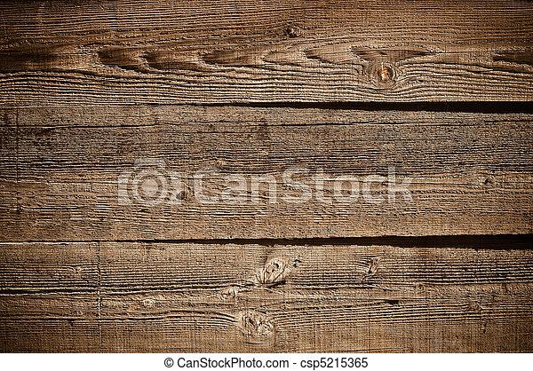 Wood Panel Background - csp5215365
