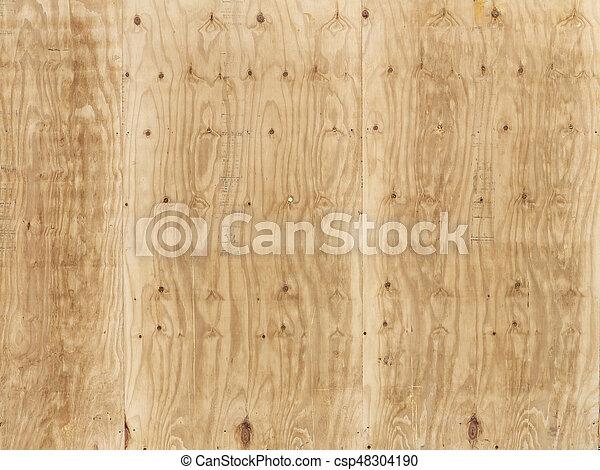 Wood panel - csp48304190
