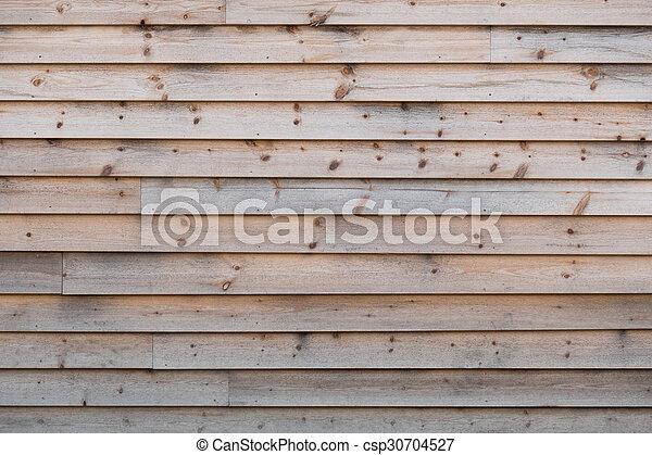 Wood paneling - csp30704527
