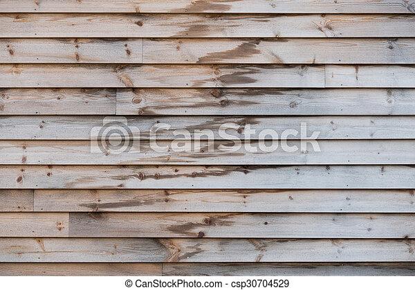 Wood paneling - csp30704529