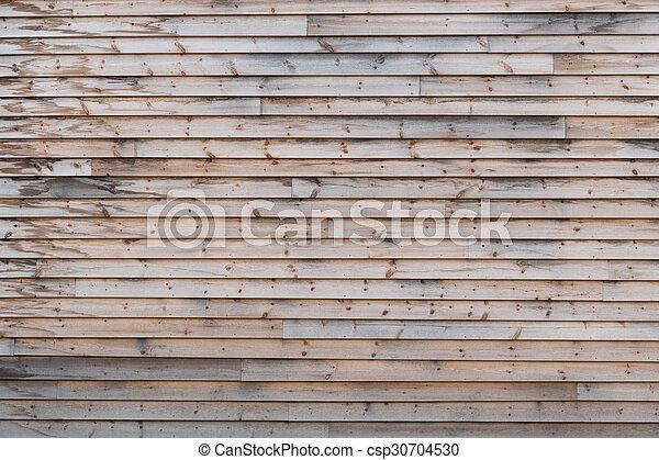 Wood paneling - csp30704530