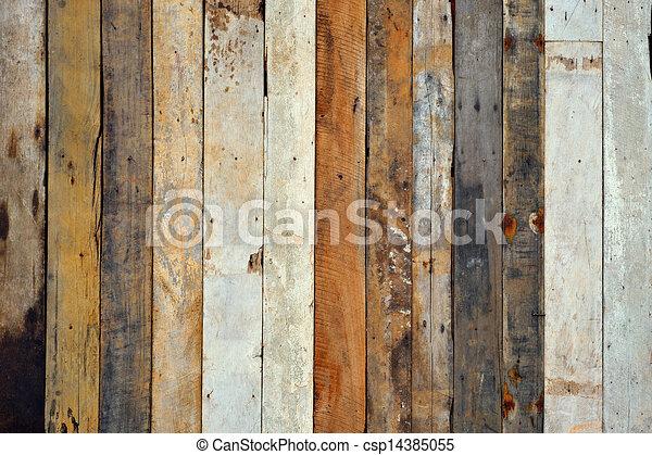 wood pattern , Background - csp14385055