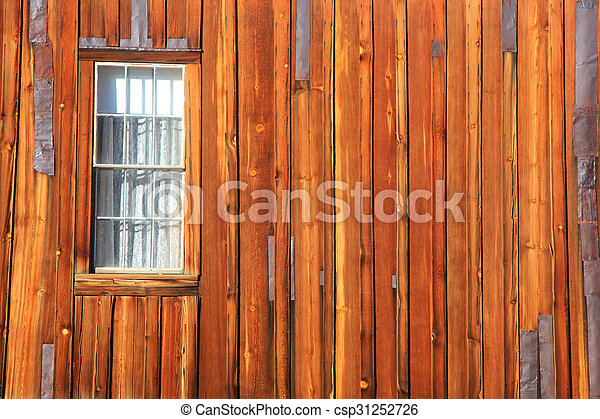 Wood plank wall - csp31252726