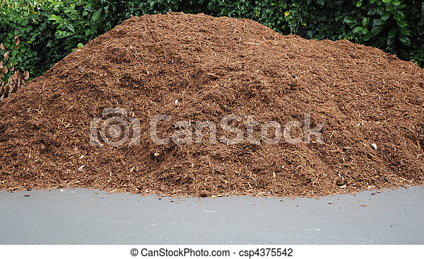 Wood shavings. - csp4375542