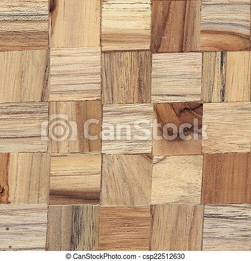 wood square texture background csp22512630