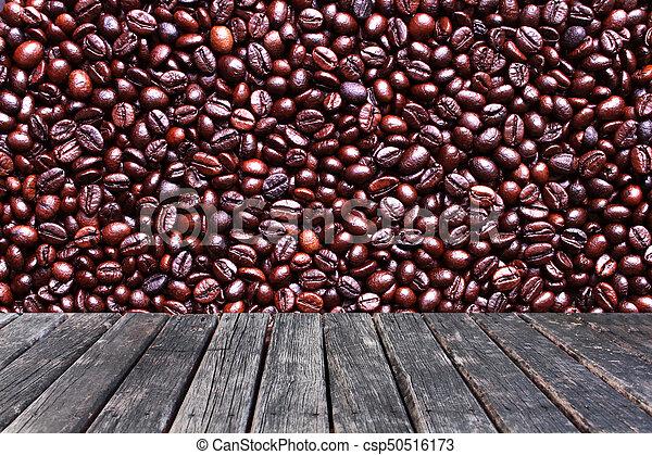 Tremendous Wood Table Coffee Beans Background Inzonedesignstudio Interior Chair Design Inzonedesignstudiocom