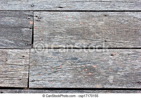 Wood texture background 2 - csp17170155