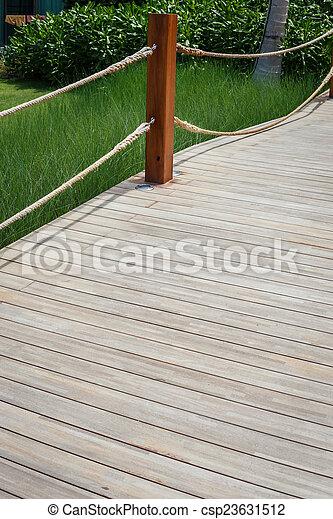 wood texture background - csp23631512