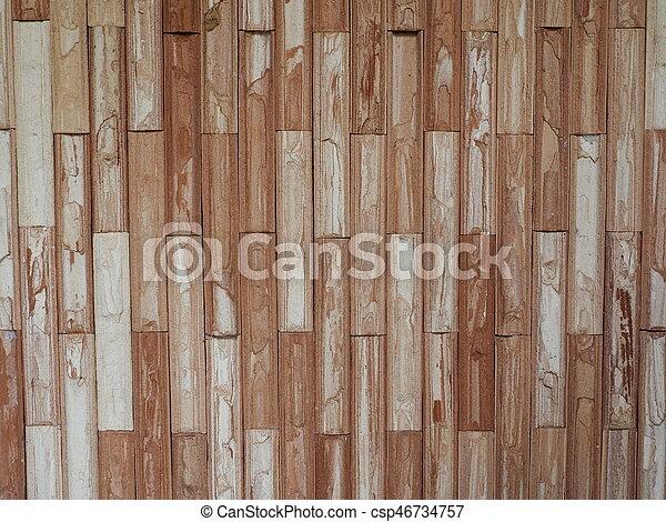 Wood texture background - csp46734757