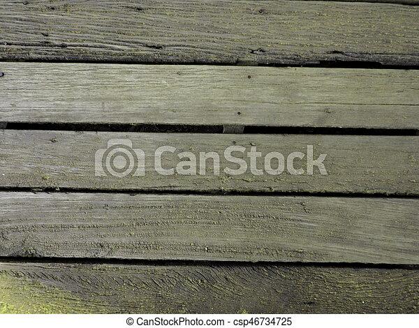 Wood texture background - csp46734725