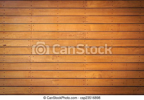 Wood texture background - csp23516898