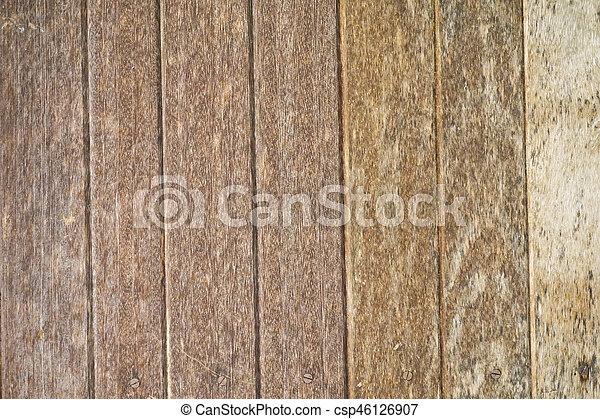 Wood Texture Background - csp46126907