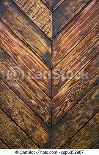 Wood Texture Planks Of Old Wood In Herringbone Pattern