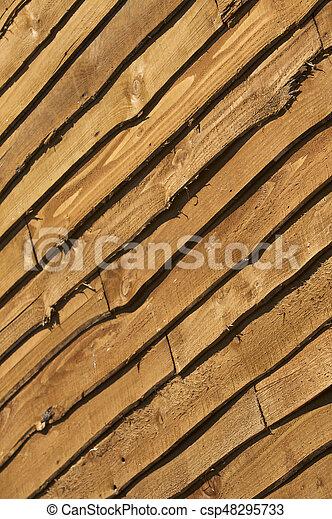 Wood texture - csp48295733