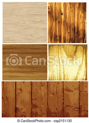 Wood Texture Vector - csp2151130
