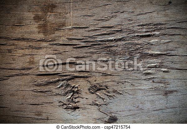 wood texture vignette vintage style - csp47215754