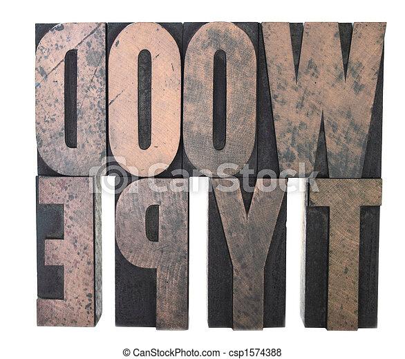 wood type - csp1574388