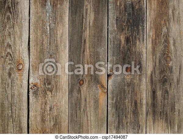 wood wall texture - csp17494087