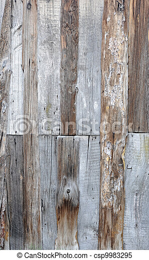 Wood wall texture - csp9983295