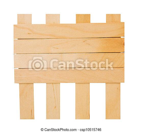 Wood wall texture - csp10515746