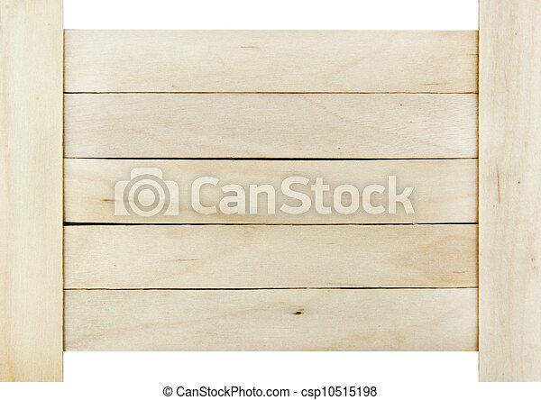 Wood wall texture - csp10515198