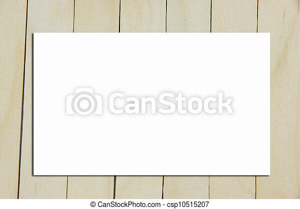 Wood wall texture - csp10515207