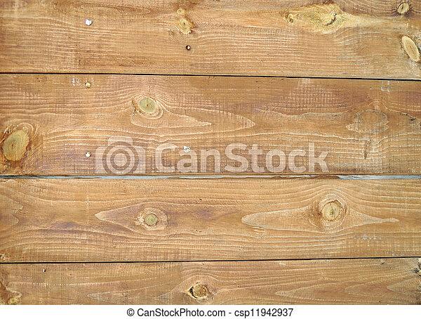 wood wall texture - csp11942937