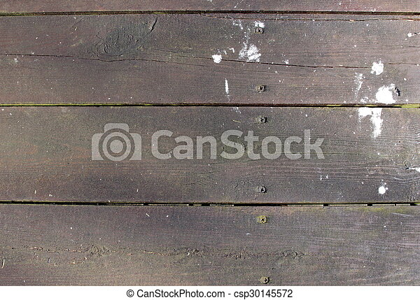 wooden background - square format - csp30145572