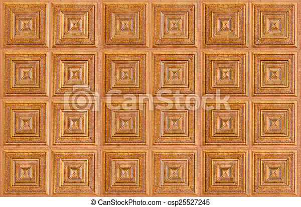 wooden background - square format - csp25527245