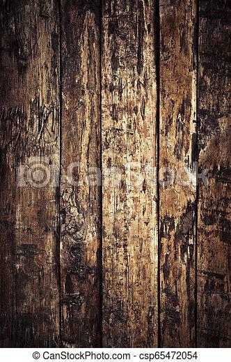 Wooden Background - csp65472054