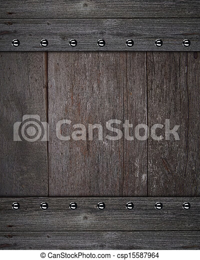 The template for the inscription. wooden background with wooden name ...