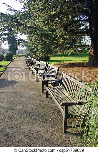 Fabulous Wooden Benches In Park Bralicious Painted Fabric Chair Ideas Braliciousco