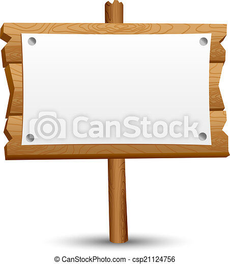 wooden blank sign clipart vector search illustration drawings and rh canstockphoto com blank wooden sign clipart blank construction sign clipart
