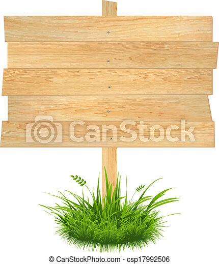 Wooden Board - csp17992506