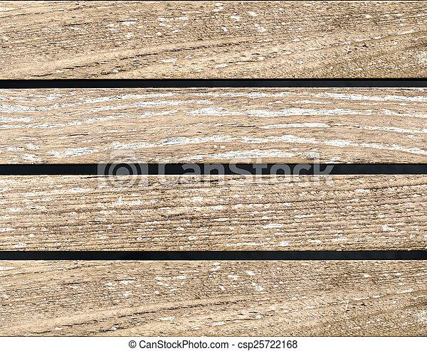 Wooden boards background, old grunge wood - csp25722168