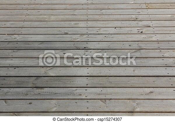 wooden boards background - csp15274307