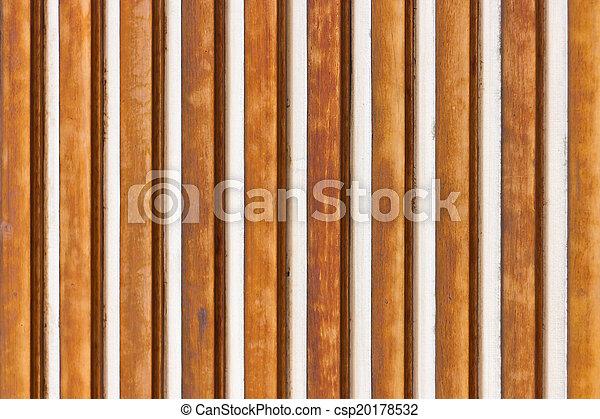 Wooden boards background - csp20178532