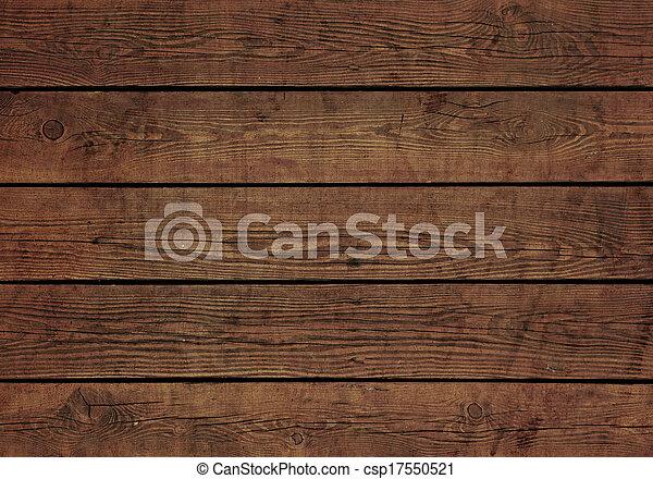 wooden boards texture - csp17550521