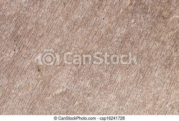 Wooden brown background - csp16241728