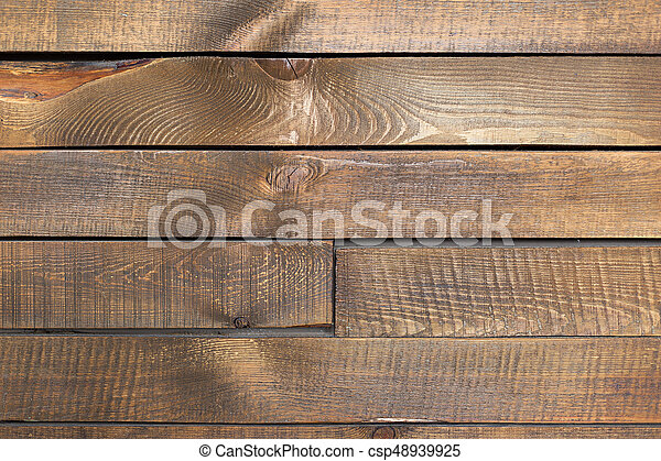 wooden brown background - csp48939925
