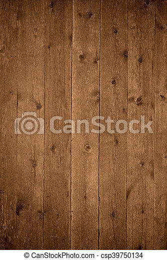 wooden brown background - csp39750134