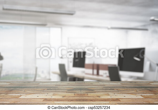 office backdrop. Simple Backdrop Wooden Counter On Office Backdrop  Csp53257234 On Office Backdrop F