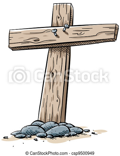 wooden cross two boards nailed together to form a wooden cross rh canstockphoto com free wooden cross clipart Kanakuk Cross
