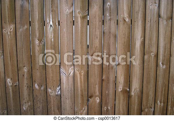 Wooden Fence Textur - csp0013617
