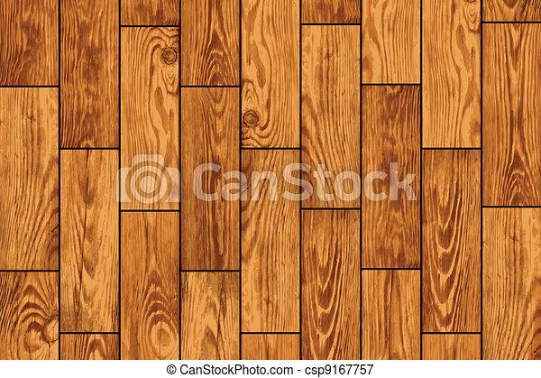 Wooden flooring vector background Wooden flooring a realistic