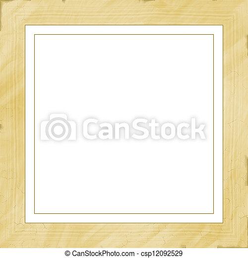 wooden frame light square high quality high resolution plain wooden